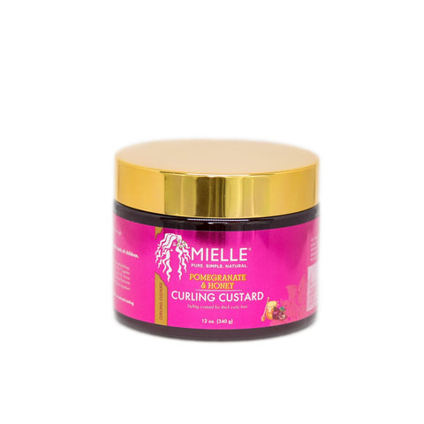 Mielle Organics Pomegranate & Honey Curling Custard 12oz
