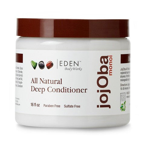 Eden BodyWorks Jojoba Monoi Deep Conditioner 16oz