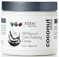 Eden BodyWorks All Natural Curl Defining Creme 16 oz