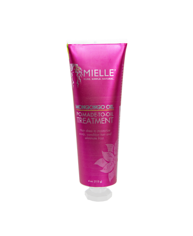 Mielle Organics Pomade to Oil Treatment /Mongongo Oil 4oz