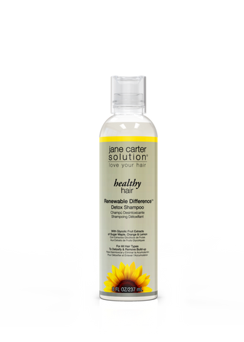 Jane Carter Solution Renewable difference Detox Shampoo 8oz