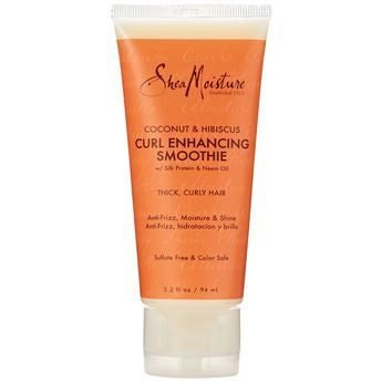 SheaMoisture Coconut & Hibiscus Curl Enhancing Smoothie 12oz