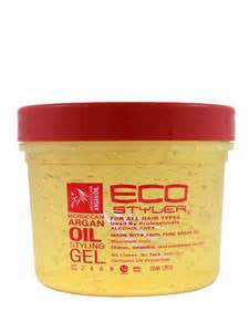 Eco Styler Moroccan Argan Oil Styling Gel 12oz
