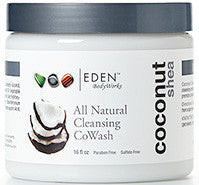 Eden Body Works Coconut Shea Cleansing CoWash