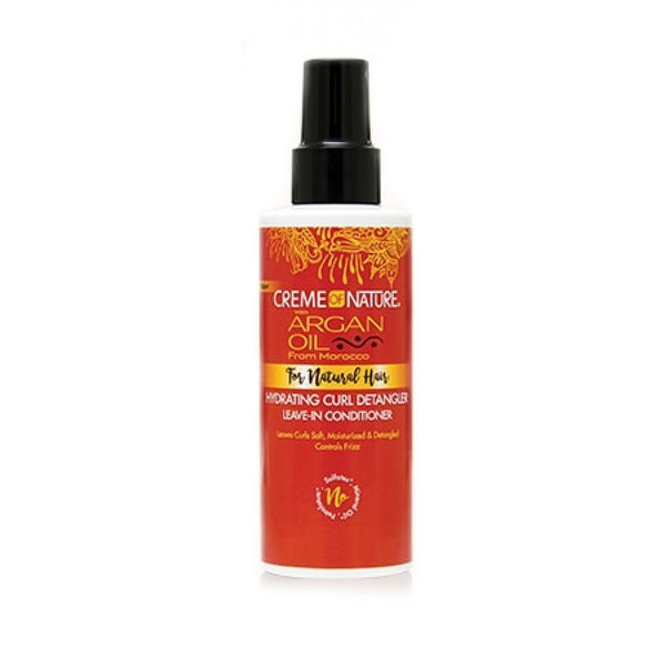 Creme of nature Argan Oil Hydrating Curl Detangler Leave-In Conditioner