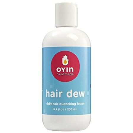 Oyin Handmade - HAIR DEW - DAILY HAIR QUENCHING LOTION 8oz