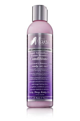 The Mane Choice - Pink lemonade & Coconut Conditioner 8oz
