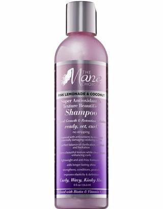 The Mane Choice - Pink lemonade & Coconut Shampoo 8oz