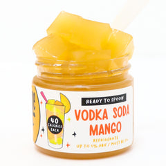 Vodka Soda Mango - 6 Jars