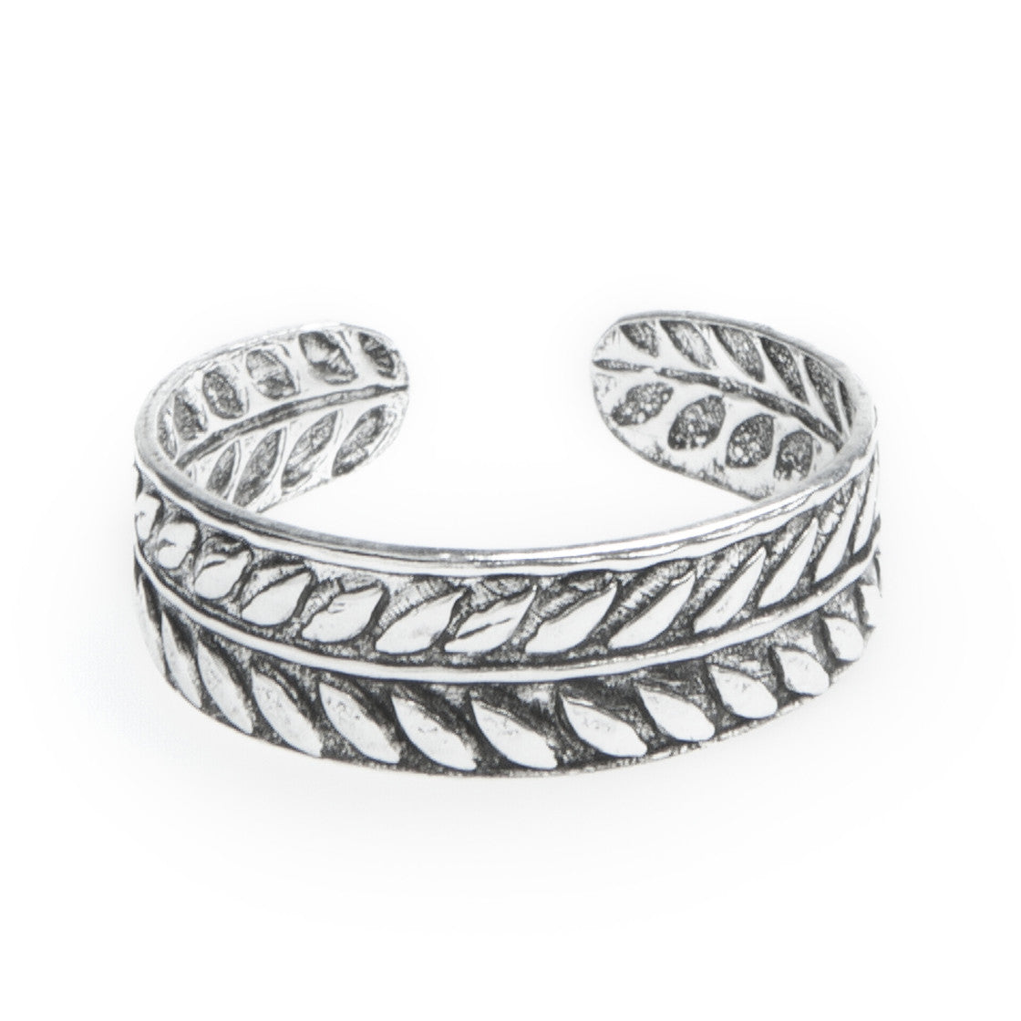 Laurel Crown 925 Midi Ring - Boho Lake