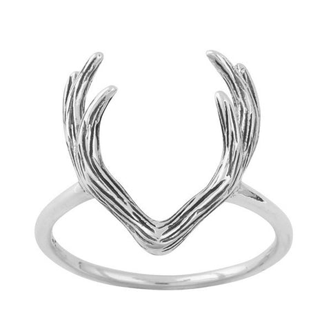 Antler II 925 Ring - Boho Lake