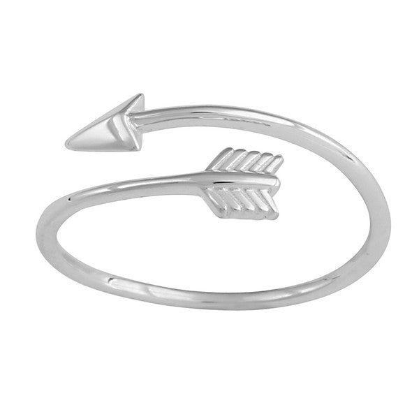 Arrow Wrap 925 Ring - Boho Lake