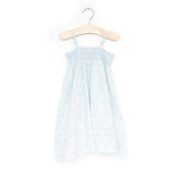 HARVEST BELL SMOCKED SUNDRESS