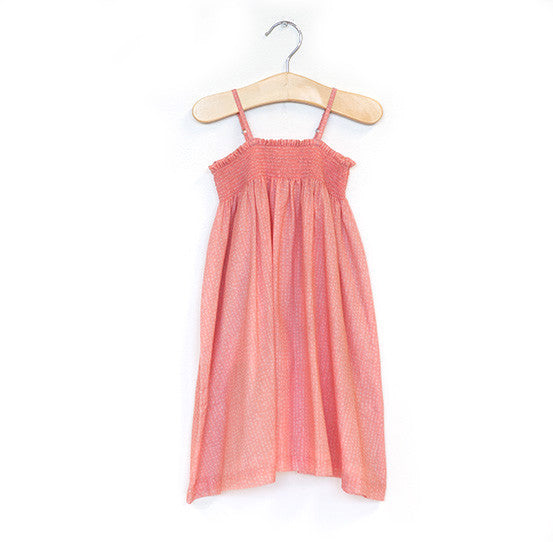 APRICOT LANE SMOCKED SUNDRESS