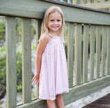 WATERLILY SMOCKED SUNDRESS
