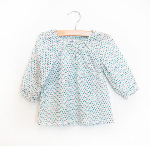 Morning Glory Blouse