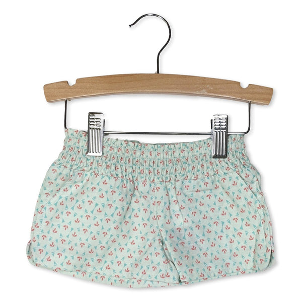 MINT SWEET PEA SHORTS