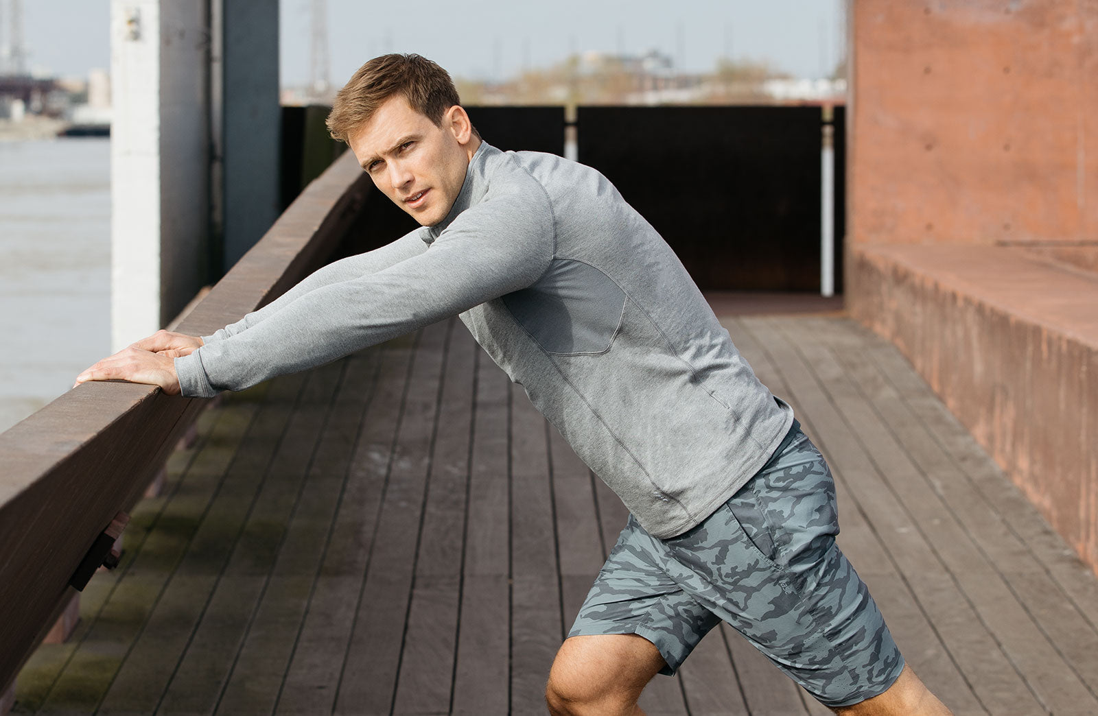 Men's Light Workout Layers