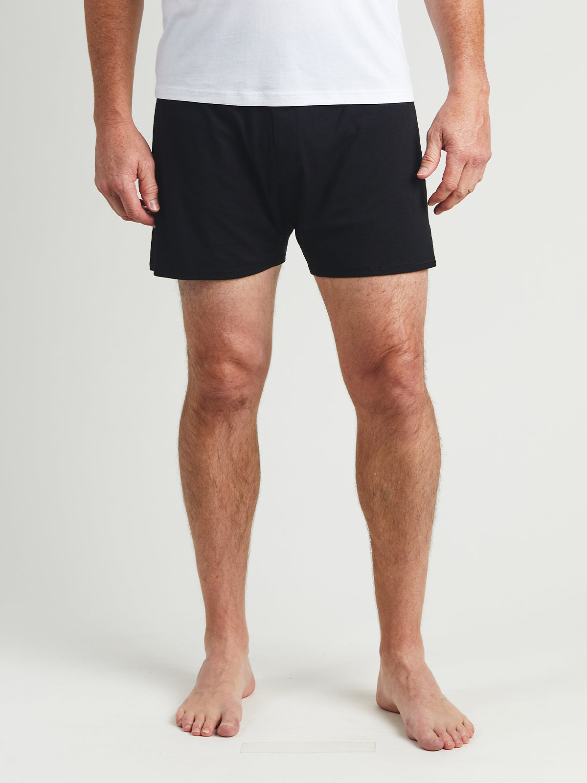 Elevated Loose Fit Boxer - tasc Performance (Black)
