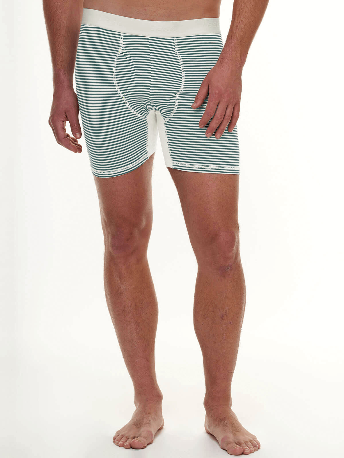 Elevated Boxer Brief - tasc Performance (Evergreen/Ivory)(Kit)