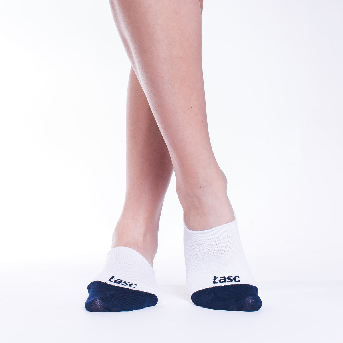 Bam(Bare) Invisible Performance Sock 2-Pack