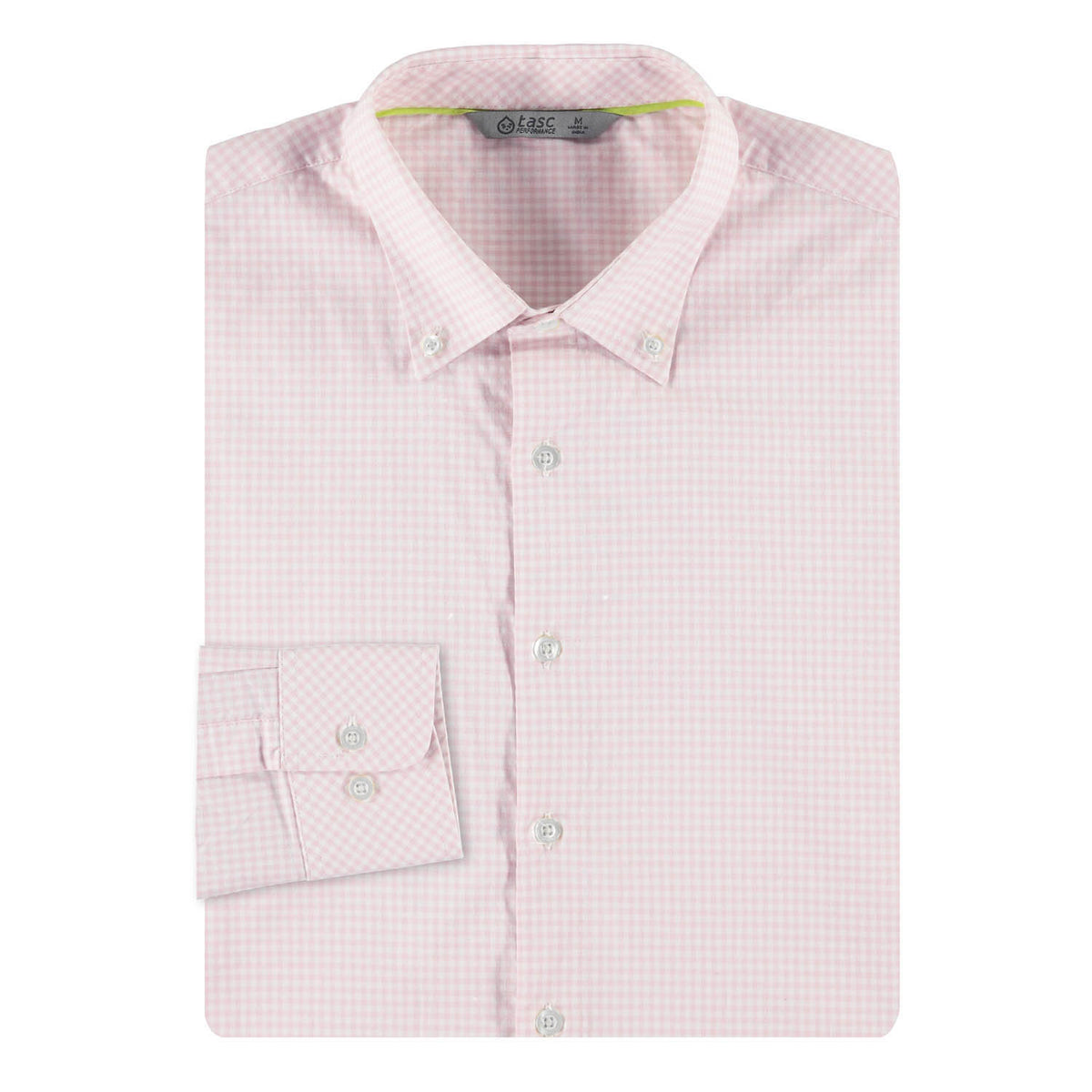 Performance Comfort Gingham