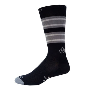 Crew Performance Sock - tasc Performance (BlackDoubleStripe)