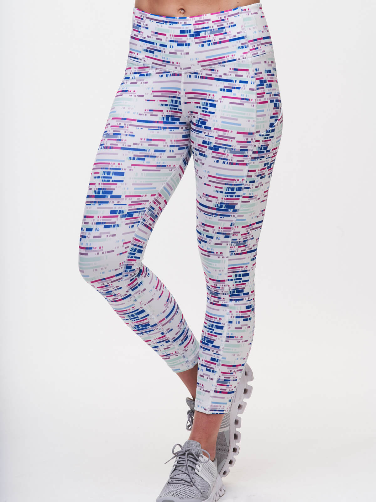 Women's Uptown High Rise 7/8 Pocket Legging (UrbanFlow)(Kit)