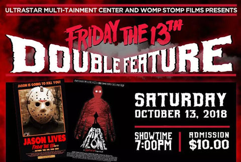 Friday the 13th Double Feature