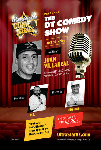 DT Comedy Show