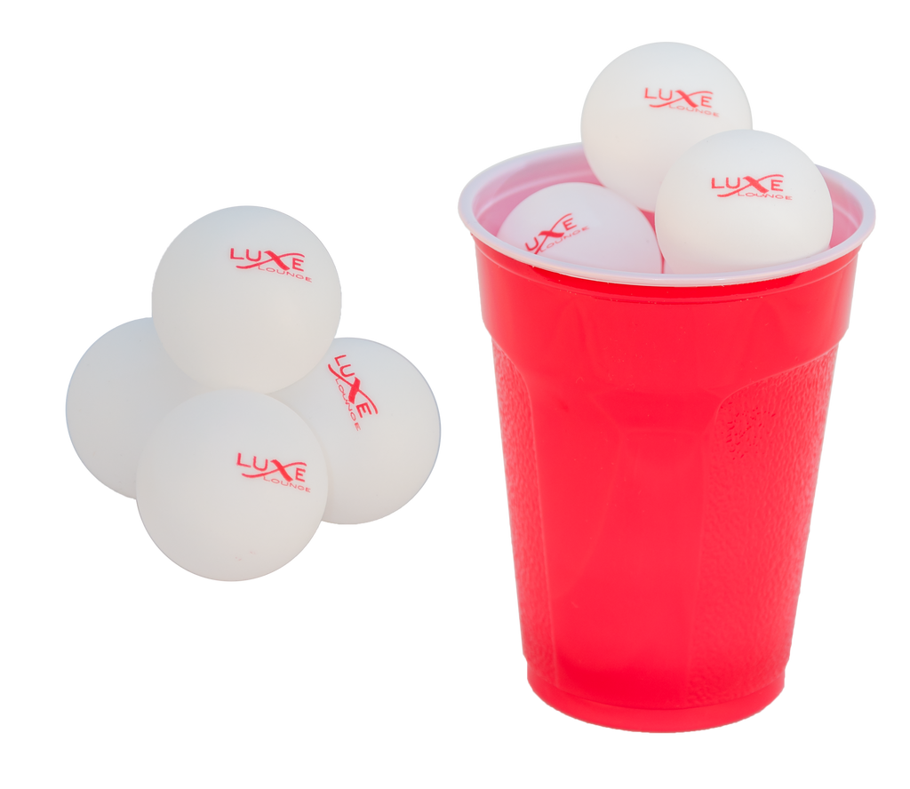 Luxe Lounge Pin Pong Ball