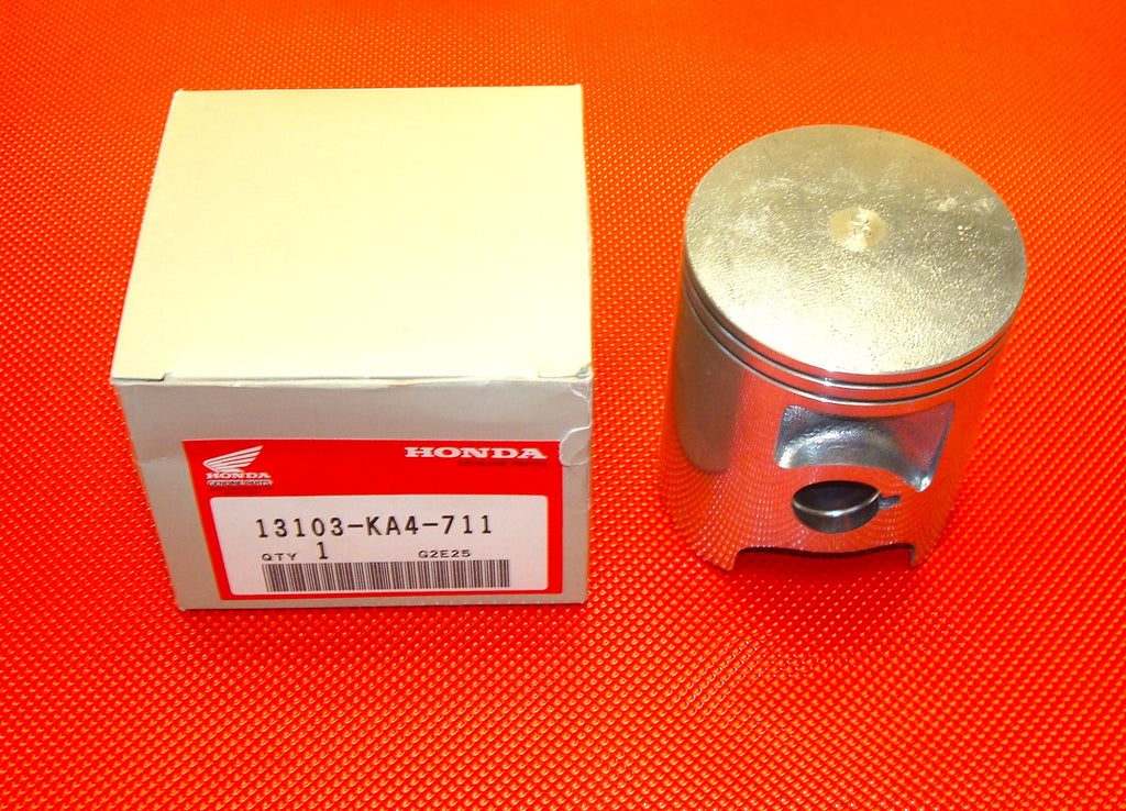 Honda 13103-KA4-711 Piston (OS) (0.50) CR250R (1981-1983) OEM