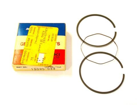 Kawasaki 13025-033 F6 Piston Ring Set 0.020 Oversize