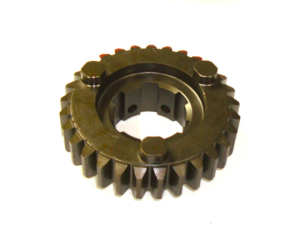 Kawasaki 13135-020 4th Gear, Output Shaft KZ900 Z1 KZ1000