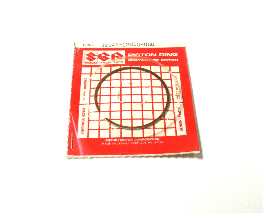 Suzuki 12141-02B50-000 Std. Piston Ring RM80 (1986-1987)