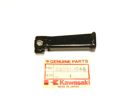 Kawasaki 23051-1045 Turn Signal Lamp Bracket Right R AR50 AR80 (1982)