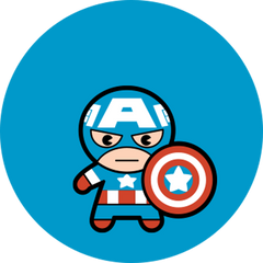 Captain America - Style A