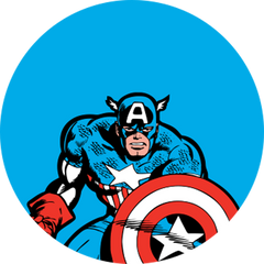 Captain America - Style D