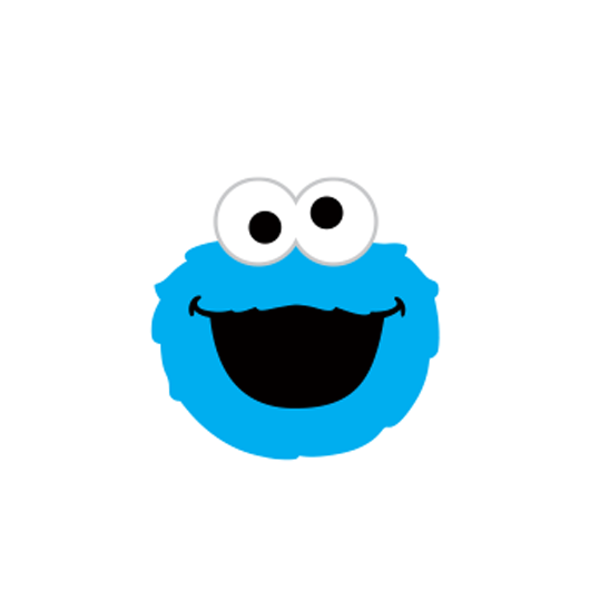 Cookie Monster - Style B