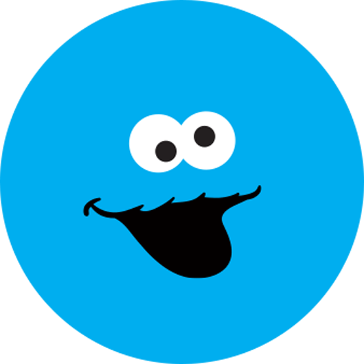 Cookie Monster - Style C