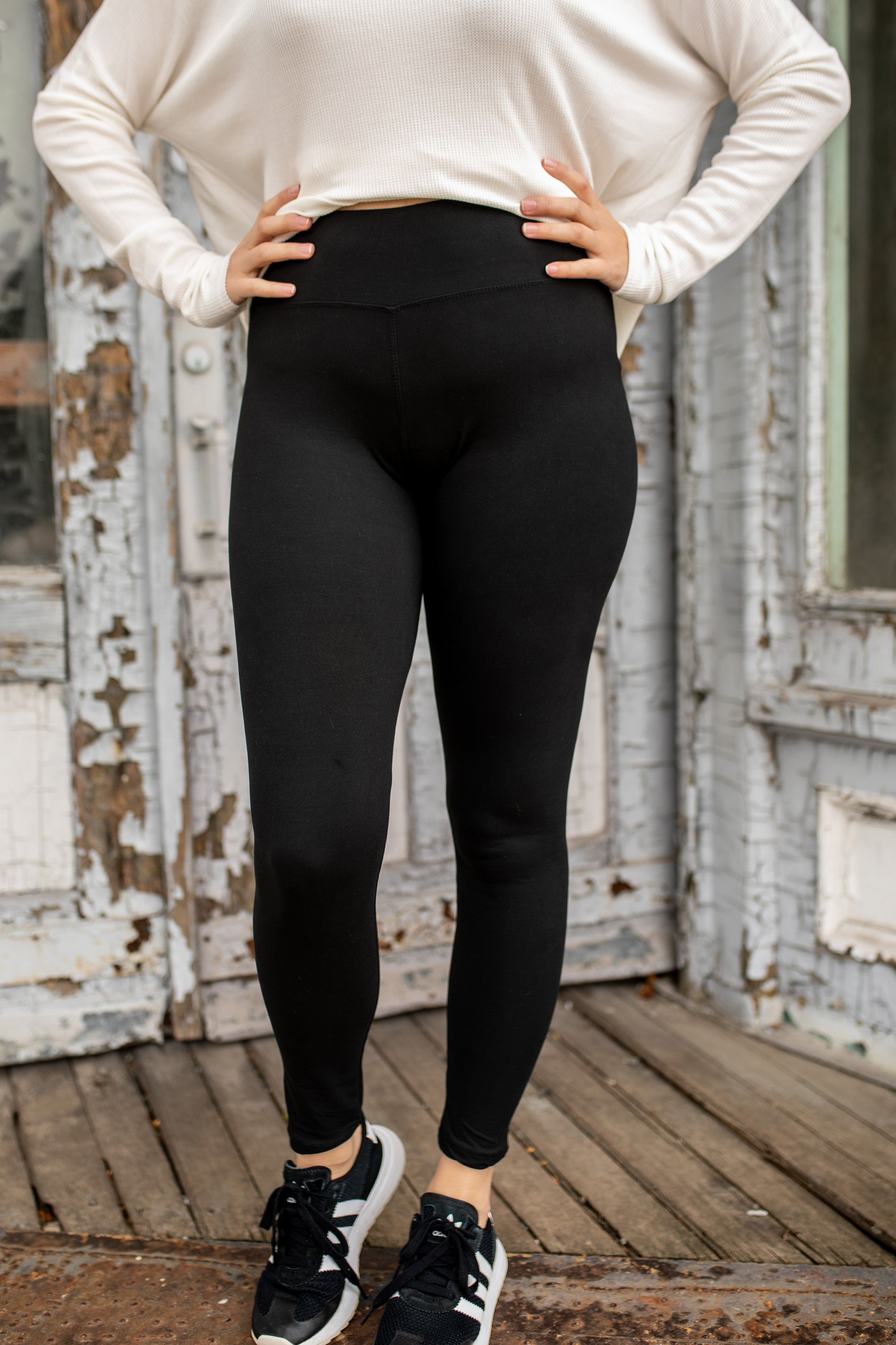 Maria High-Waisted Legging