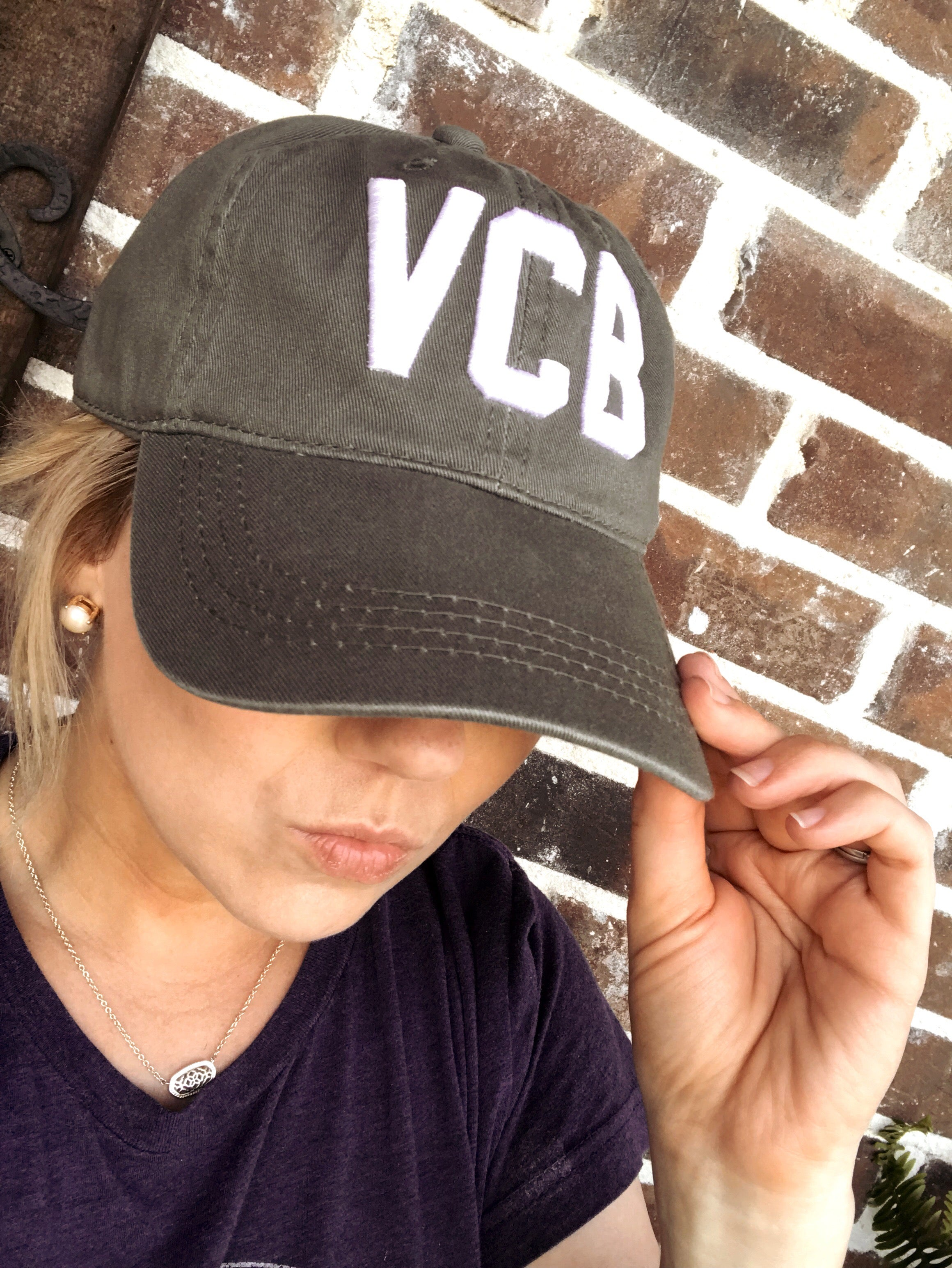 VCB Baseball Hat | VerClare Boutique