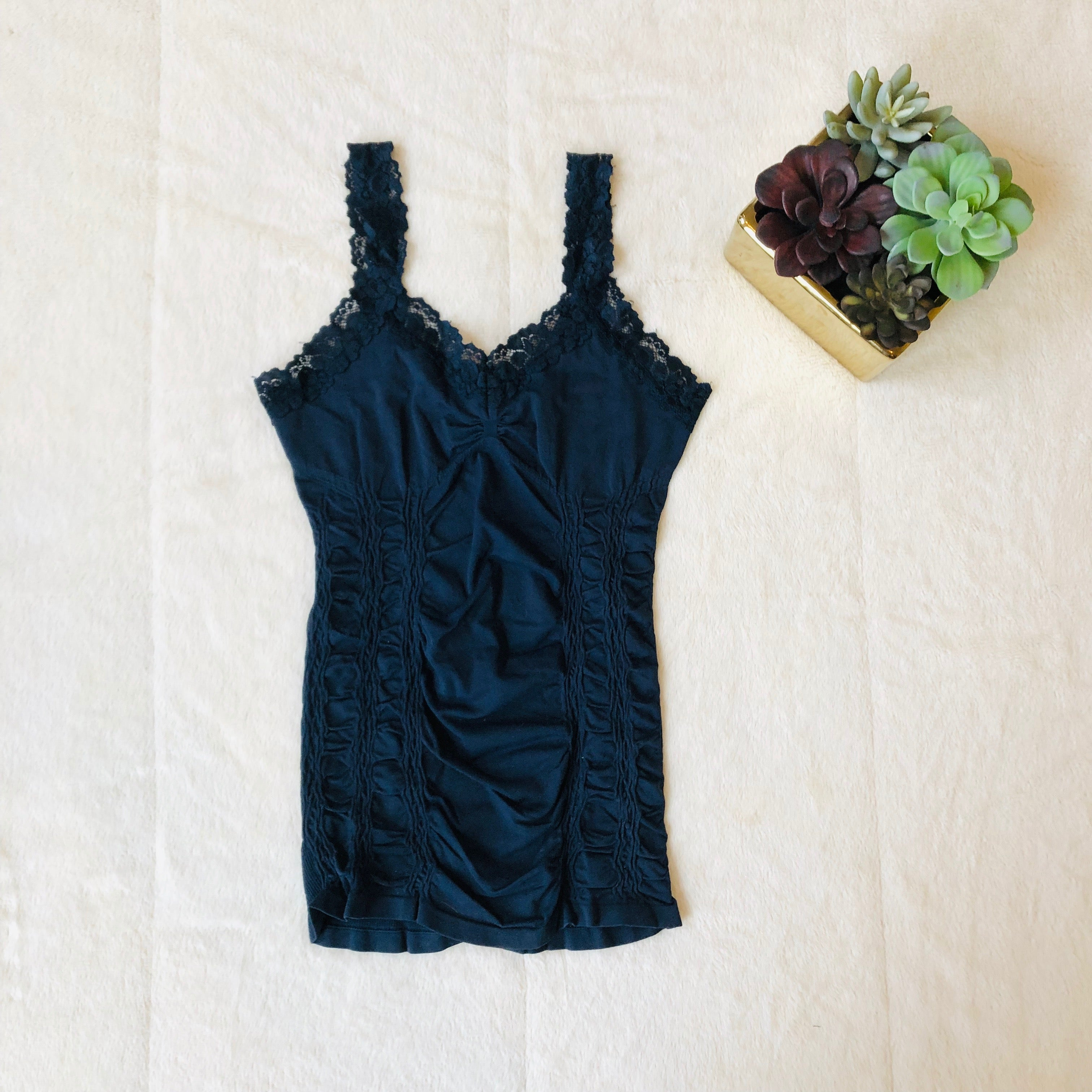 Corset Laced Tank | VerClare Boutique