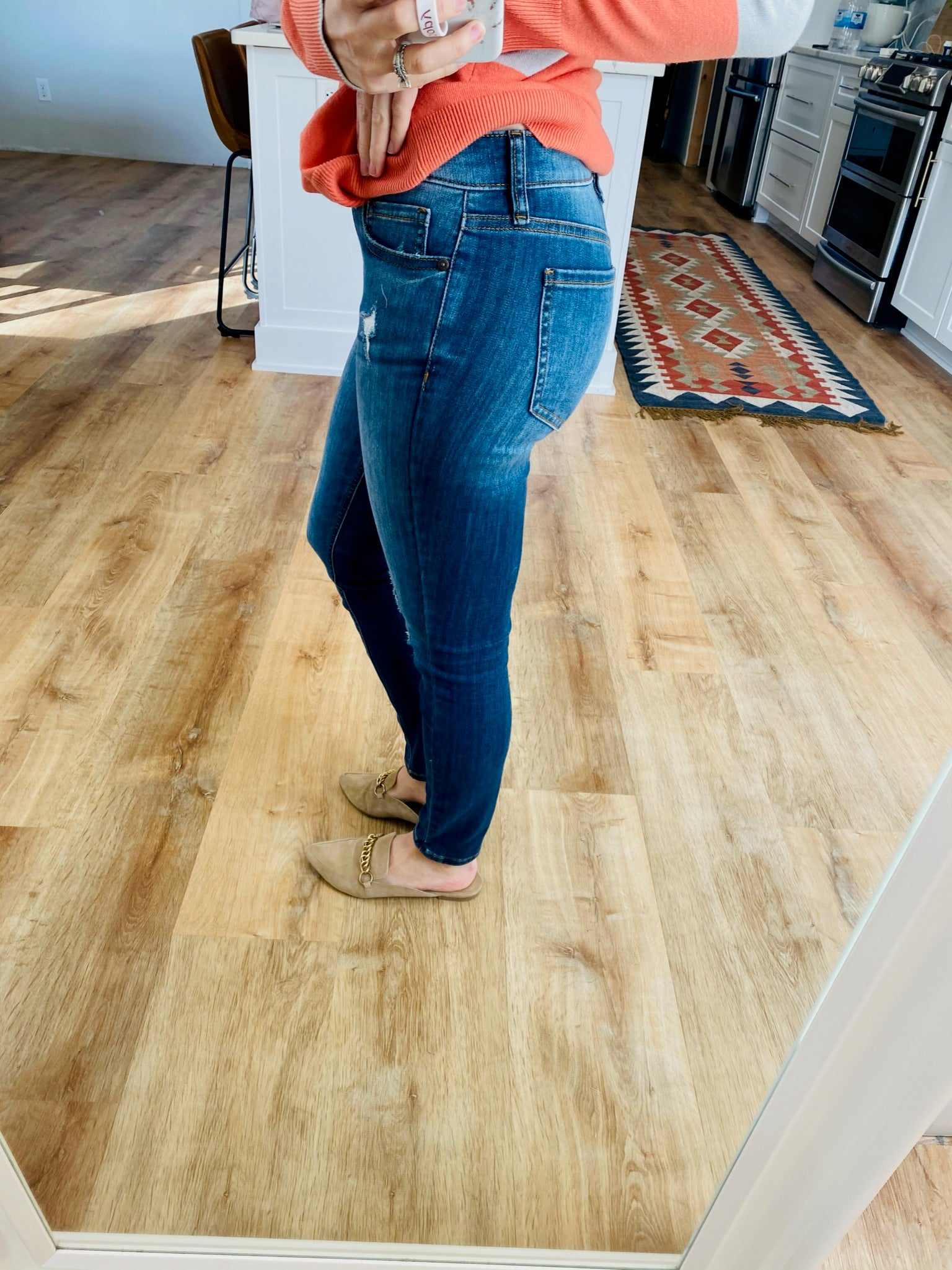 Moon River Jude Skinnies - VerClare Boutique