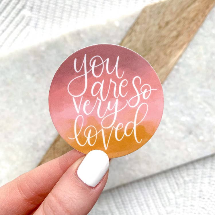 Encouraged By Stickers - VerClare Boutique