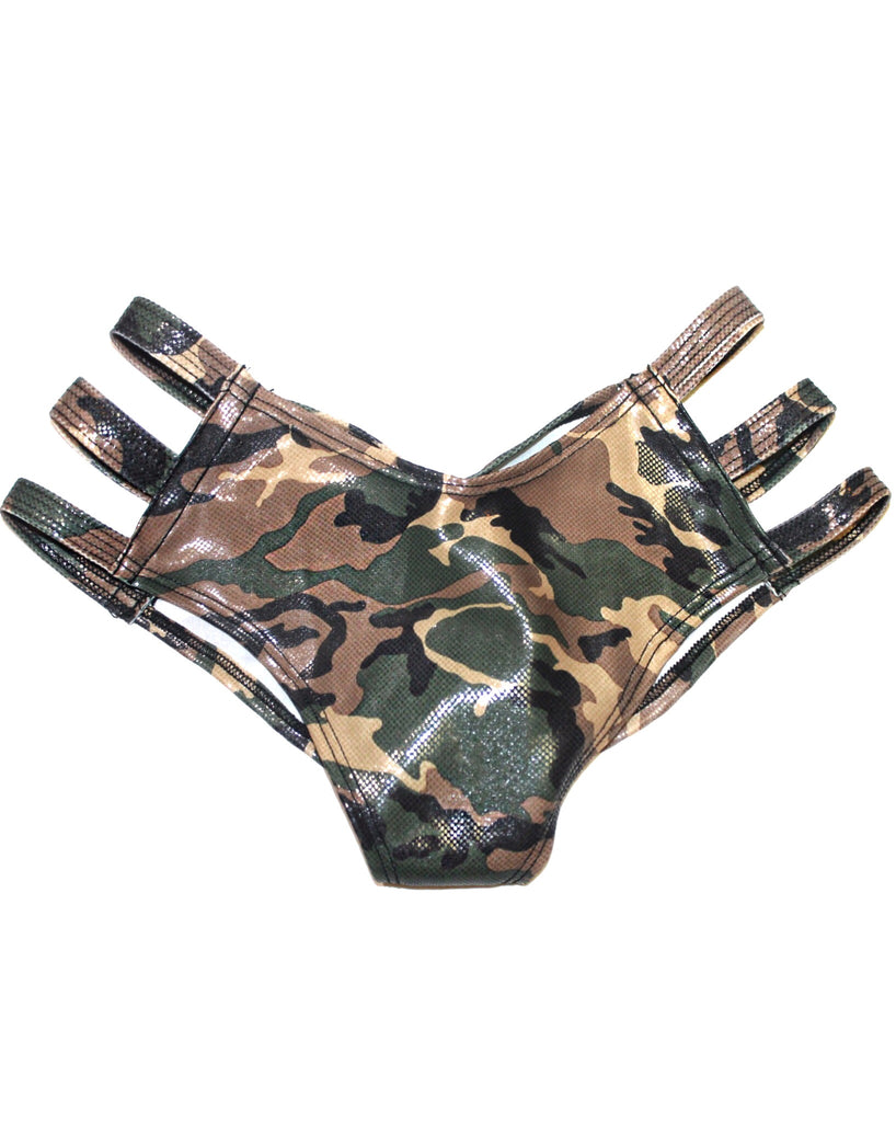 G.I. Jane Cutout Boy Short - shopoceanmoon