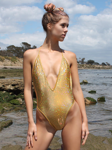 Atomic Bodysuit - Wild Side Velvet