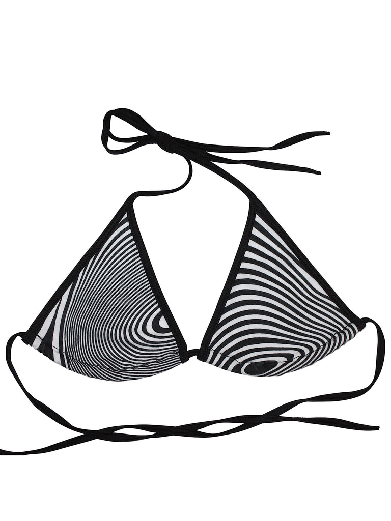 Hypnotic Triangle Bra