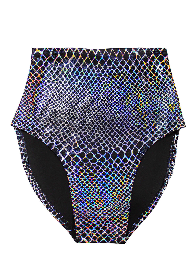 Venom High Waisted Bottom