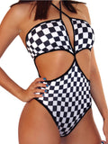 Salinas Bodysuit - Mad Checkered - shopoceanmoon